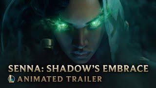Senna: Shadow's Embrace   Champion Animated Trailer - League of Legends