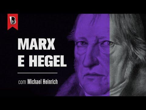 Como Marx incorporou e criticou a filosofia de Hegel?