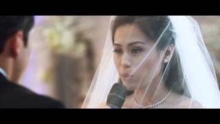 Paul Soriano and Toni Gonzaga Wedding