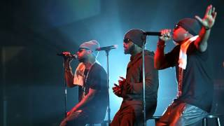 "Jagged Edge Performing ""Hope"" Live at the Prudential Center in NJ 2/13/15"