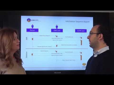 CRM Konsulterna GDPR tool