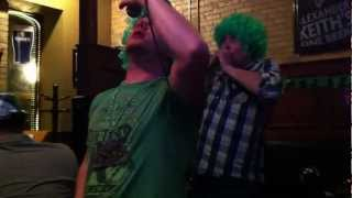 Wack MC's - Aniodamuthafucka (live in Strathroy, On on St. Patty's Day)