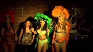 BRAZIL PRODUCTIONS SAMBA DANCERS PROMO VIDEO