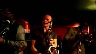 Mandinga - Live latin jazz @ Jazz Avem! (Music Club - 26.01.2012)