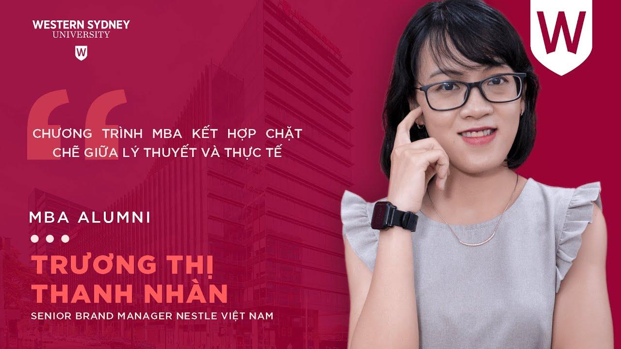 Trương Thị Thanh Nhàn – Senior Brand Manager tại Nestle Việt Nam | MBA Alumni