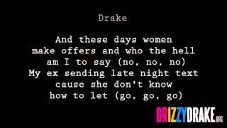 Drake - Lust for Life Lyrics [Video]