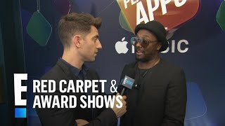 will.i.am Speaks on Fergie's New Solo Project | E! Live from the Red Carpet