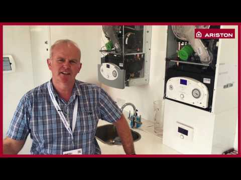 Ariston Thermo Boiler Training & Testimonials | PHEX Manchester 2016 |