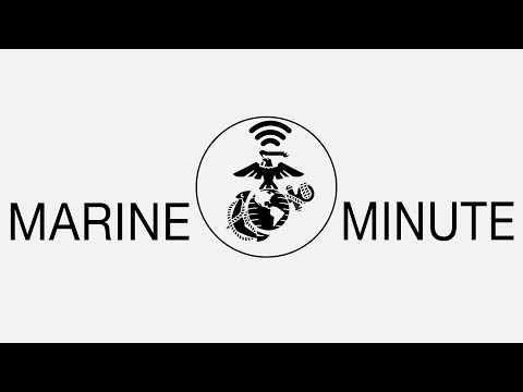 Marine Minute | January 24, 2017