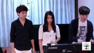 Singapore Wedding Live Band - Tonight I Celebrate My Love by Peabo Bryson & Roberta Flack Cover