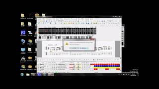 como transformar musica midi do guitar pro para mp3 (MIDI to MP3)