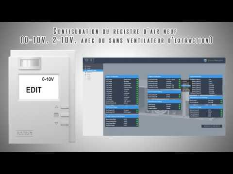 Applications pré-chargées pour vos contrôleurs ECLYPSE – Unités terminales, VAV et Roof-top