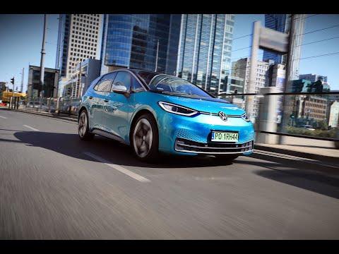 Volkswagen ID.3 - jeśli tak ma wyglądać przyszłość motoryzacji, to jestem na tak