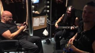 "Disturbed On Tour: ""Immortalized"" (Chipmunks Version)"