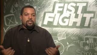 Ice Cube | FIST FIGHT: with Scott Carty