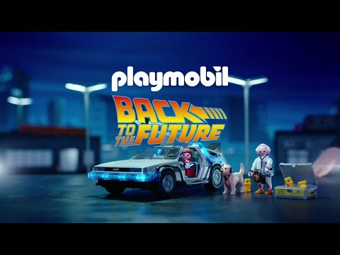 Back To The Future | TV Spot | PLAYMOBIL