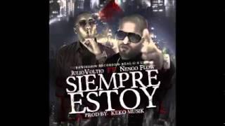 Siempre Estoy - Julio Voltio Ft. Ñengo Flow (Original) (Video Music) Reggaeton 2014