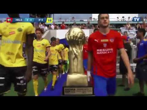 All the goals from B17E HELSINGBORGS IF - IF ELFSBORG in Gothia Finals 2016