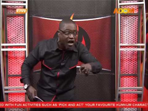 Commentary Position - Fire 4 fire on Adom TV (12-2-16)