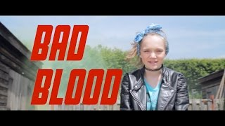 Taylor Swift - Bad Blood - Cover by 12 year old Sapphire [Official Video]