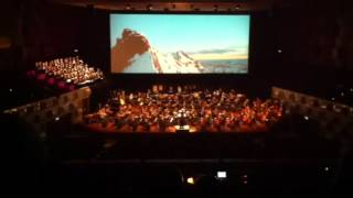 LOTR - The Two Towers - live music by RPhO