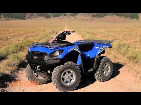 2014 Kawasaki Brute Force 750 EPS Review