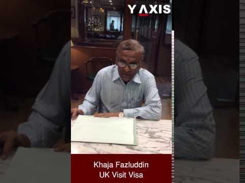 Khaja Fazluddin UK Visit Visa PC Jyothi Reddy
