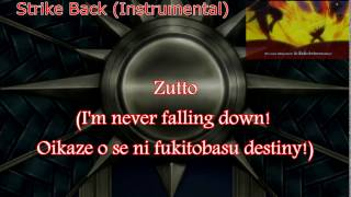Fairy Tail Opening 16 Strike Back (Instrumental)