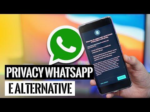 Privacy WhatsApp: SPIEGAZIONE & MIGL …