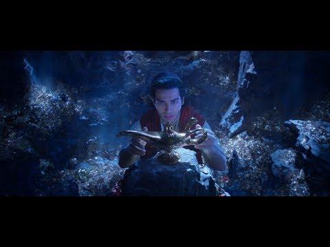 Aladdi?n - Teaser trailer espan?ol (HD)