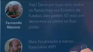Jailson Mendes na globo AO VIVO