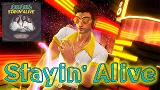 """Dance Central Fanmade - """"Stayin' Alive"""" Bee Gees 