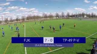 Edustus: FJK - TP-49 Peli-Veikot 7-0