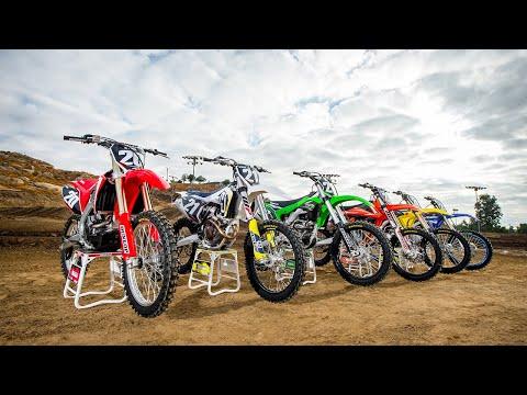 2018 TransWorld Motocross 250 MX Shootout Video | TransWorld Motocross