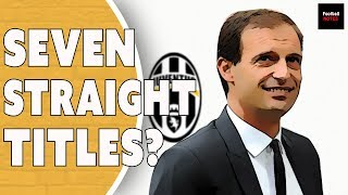 Juventus Under Massimiliano Allegri   Football Tactics