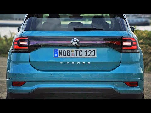Volkswagen T-Cross (2019) Peugeot 2008 killer""