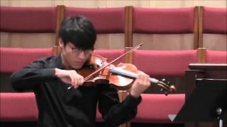 Cantabile (N. Paganini)
