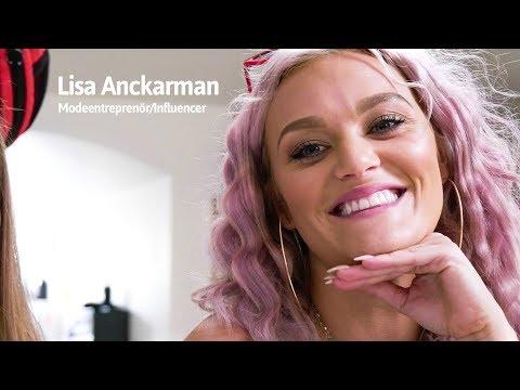 Lisa Anckarman, Modeentreprenör & Influencer