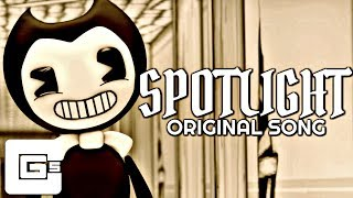 "BENDY AND THE INK MACHINE SONG ▶ ""Spotlight"" [SFM] (ft. CK9C) 