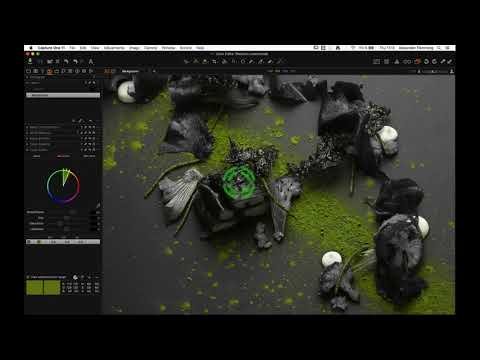 The Color Editor Master Class | Webinar | Capture One