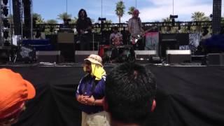 Reignwolf - Mandolin Song live at Coachella 2013