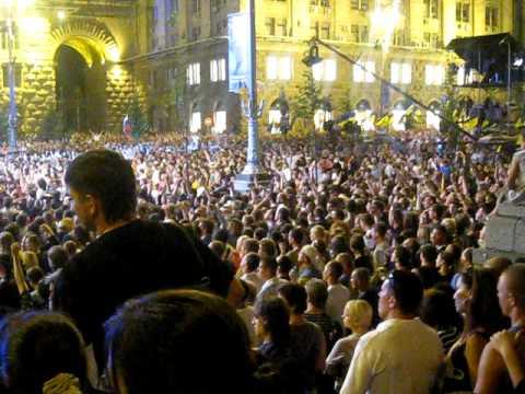 Concert in Kiev Ukraine 2008  Part 5