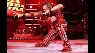 shinsuke nakamura| 2nd wwe theme|shadow sun|japan