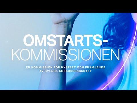 Webbsänt seminarium: Omstartskommissionen – hur kan Sverige rustas för tiden efter corona