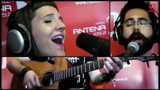 SIA - Bird set free (Antenin cover by Jasmina Lozar)