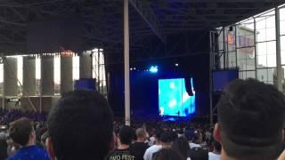 "OVO DAY 2: PartyNextDoor - ""Recognize"" LIVE Aug 3rd 2015"