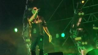 Scooteroni - Gue Pequeno & Marracash - Summer Arena Soverato (CZ) 27-07-2017