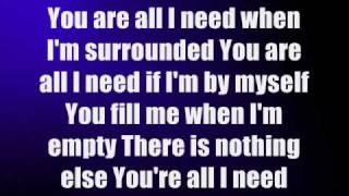 """Bethany Dillon -""""All I Need"""" with lyrics"""