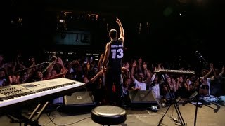 """Ryan Leslie x Live From The Republic """"République"""" Tees"""