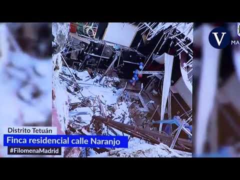 Madrid pide ser declarada zona catastrófica al cifrar los daños en 1.398 millones